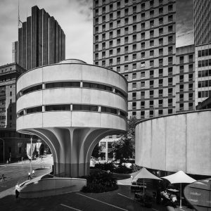Harry Seidler, A Visionary.