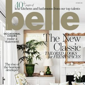 Seidler Group in Belle Magazine