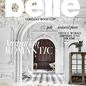 Split Home Featured In Belle Magazine